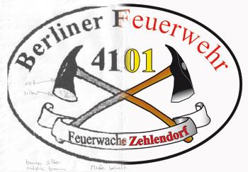 Signet-Veränderung FF Berlin-Zehlendorf